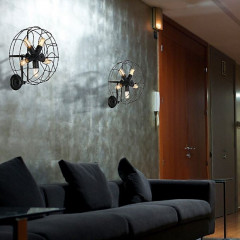 AZzardo Fan Wall - Wall lights - AZZardo-lighting.co.uk