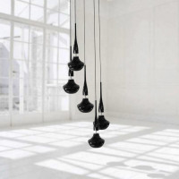 AZzardo Tasos 5 Black Edition - Pendant